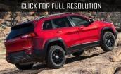 2015 Jeep Cherokee sport #2