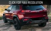 2015 Jeep Cherokee sport #4