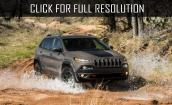 2015 Jeep Cherokee trailhawk #2