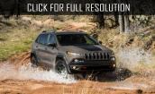 2015 Jeep Cherokee trailhawk #2