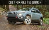 2015 Jeep Cherokee trailhawk #3
