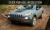 2015 Jeep Cherokee trailhawk #4