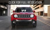 2015 Jeep Renegade - design, technical characteristics, engine, price