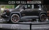 2015 Jeep Renegade black #2