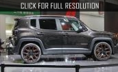 2015 Jeep Renegade black #3