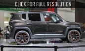 2015 Jeep Renegade black #3