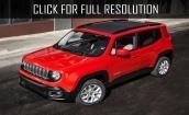 2015 Jeep Renegade diesel #4
