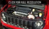 2015 Jeep Renegade engine #3