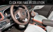 2015 Jeep Renegade interior #2