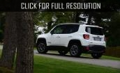 2015 Jeep Renegade white #3