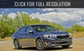 2015 Kia Cadenza - sedan, redesign, interior, photos, video