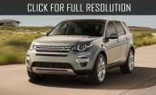 2015 Land Rover Discovery Sport hse #2