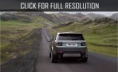 2015 Land Rover Discovery Sport hse #3