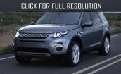 2015 Land Rover Discovery Sport Hse lux #1