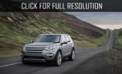 2015 Land Rover Discovery Sport Hse lux #2