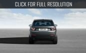 2015 Land Rover Discovery Sport Hse lux #3