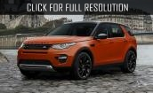 2015 Land Rover Discovery Sport se #1