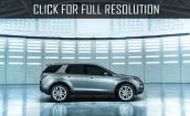 2015 Land Rover Discovery Sport se #3