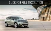 2015 Land Rover Discovery Sport se #4