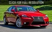 2015 Lexus Is 250 #1