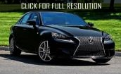 2015 Lexus Is 250 #2