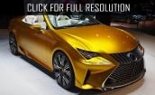 2015 Lexus Is convertible #4
