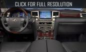 2015 Lexus Lx 570 interior #1