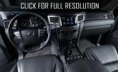 2015 Lexus Lx 570 interior #2