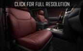 2015 Lexus Lx 570 interior #3