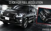 2015 Lexus Lx 570 supercharger #1