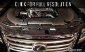 2015 Lexus Lx 570 supercharger #4