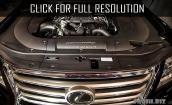 2015 Lexus Lx 570 supercharger #4
