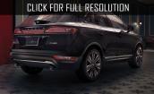 2015 Lincoln Mkc black #1