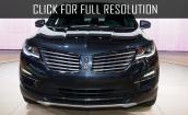 2015 Lincoln Mkc black #2