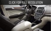 2015 Lincoln Mkc interior #1