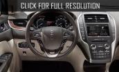2015 Lincoln Mkc interior #2