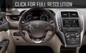 2015 Lincoln Mkc interior #3