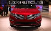 2015 Lincoln Mkc red #2