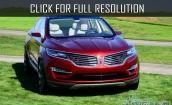 2015 Lincoln Mkc red #3