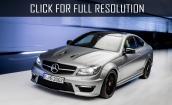 2015 Mercedes Benz C63 Amg 507 edition #1
