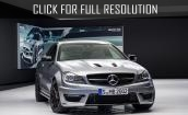 2015 Mercedes Benz C63 Amg 507 edition #2