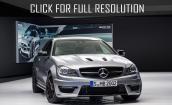 2015 Mercedes Benz C63 Amg 507 edition #2