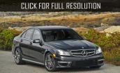 2015 Mercedes Benz C63 Amg Black series #1