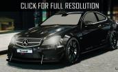 2015 Mercedes Benz C63 Amg Black series #2