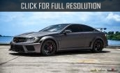 2015 Mercedes Benz C63 Amg Black series #4