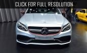 2015 Mercedes Benz C63 Amg coupe #1