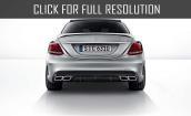 2015 Mercedes Benz C63 S amg #4