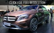 2015 Mercedes Benz Gla Class