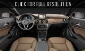 2015 Mercedes Benz Gla Class interior #1