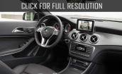 2015 Mercedes Benz Gla Class interior #3